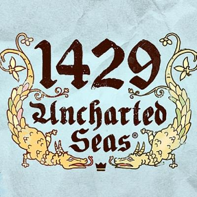 Uncharted Seas logo