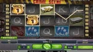 Crime scene screenshot 1