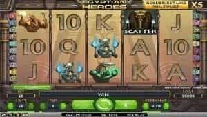 Egyptian Heroes screenshot 3