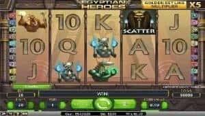 Egyptian Heroes screenshot 1