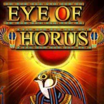 Eye of Horus slot logo