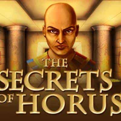 Secrets of Horus logo