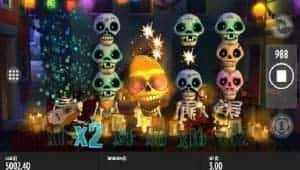 esqueleto explosivo screenshot 2