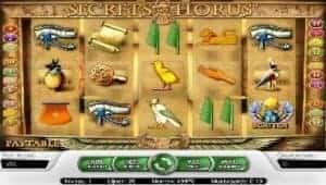 Secrets of Horus screenshot 1
