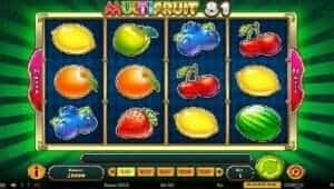 Multifruit screenshot 1