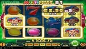Multifruit screenshot 2