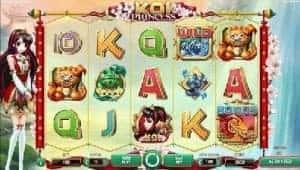 Koi Princess Screenshot 1
