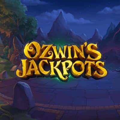 Ozwins Jackpot logo
