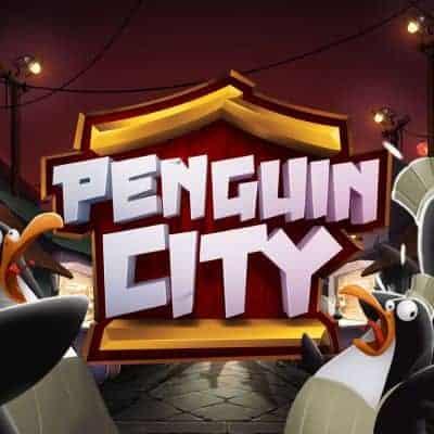 Screenshot penguin city