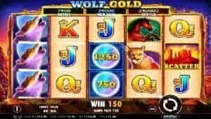 Wolf Gold 2