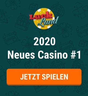 Neue Casino Online 2021