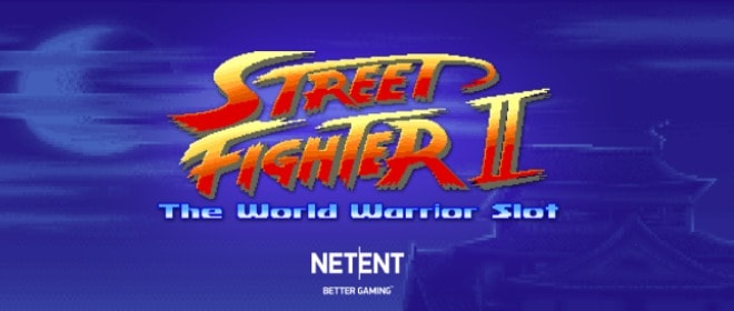 street fighter slot