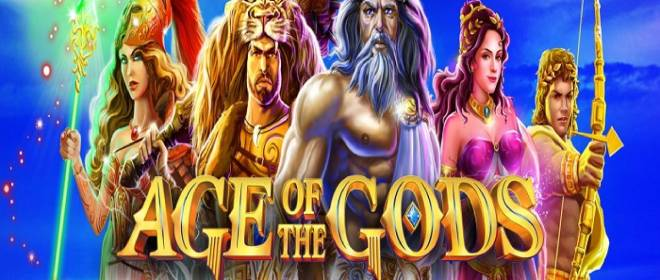 Playtech Age of Gods Live