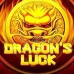 dragons luck stacks golden logo